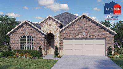 Pearland Single Family Home For Sale: 3694 Hughes Court