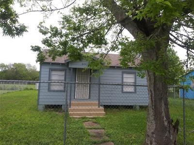 Hitchcock Single Family Home For Sale: 6821 Drew Street