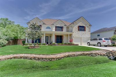 Tomball Single Family Home For Sale: 21618 Country Club Green Drive