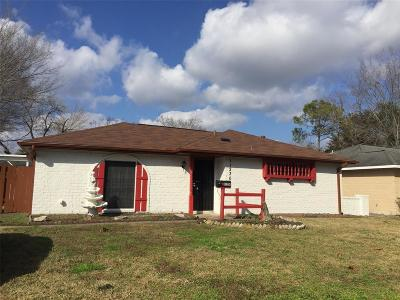 Houston Single Family Home For Sale: 11230 Herald Square Drive