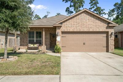 Conroe Single Family Home For Sale: 9501 E Woodmark