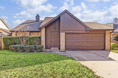 Sugar Land Single Family Home For Sale: 3510 Meadowcrest Lane
