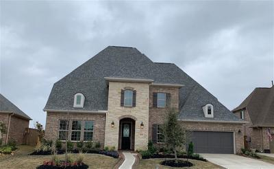 Katy Single Family Home For Sale: 6519 Woodleaf Lake Loop