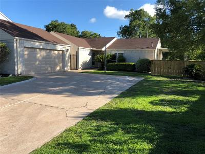 Friendswood Single Family Home For Sale: 16602 Oxnard Lane