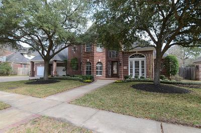 Katy Single Family Home For Sale: 2610 Autumn Lake Drive