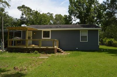 Dayton Single Family Home For Sale: 196 County Road 4017
