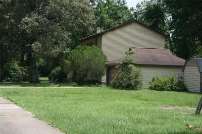 Porter Single Family Home For Sale: 21443 W Martin Drive