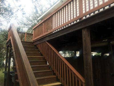 Galveston Rental For Rent: 5618 Avenue L #Rear