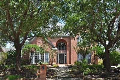 Kingwood Single Family Home For Sale: 4611 Brook Shadow Drive