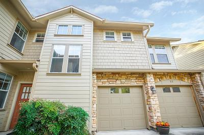 The Woodlands Condo/Townhouse For Sale: 53 Stone Creek Place