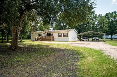 Sweeny Single Family Home For Sale: 10533 County Road 743