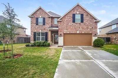 Rosenberg Single Family Home For Sale: 106 Angel Hollow Lane