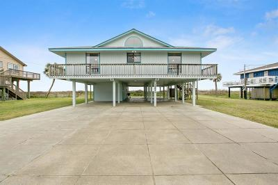 Single Family Home For Sale: 16617 Jamaica Beach Road