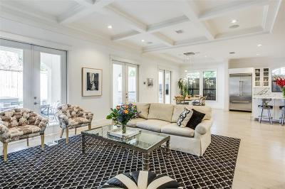 Houston Single Family Home For Sale: 4110 Blossom Street