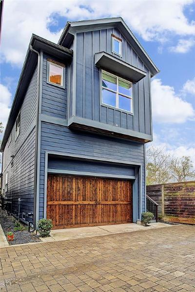 Houston Single Family Home For Sale: 1036 W 18th Street