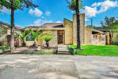 Houston Single Family Home For Sale: 12800 Briar Forest Drive #63