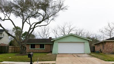 Sugar Land Single Family Home For Sale: 10110 Kent Towne Lane
