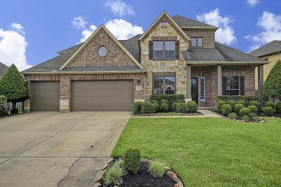 League City Single Family Home For Sale: 4527 Estella Court