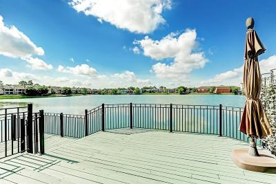 Houston Single Family Home For Sale: 8919 Lakeshore Bend Drive