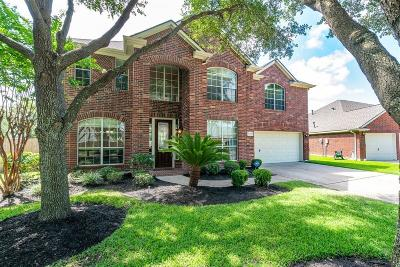 Houston Single Family Home For Sale: 16407 Stone Prairie Drive