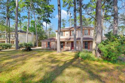 Conroe Single Family Home For Sale: 607 Sycamore