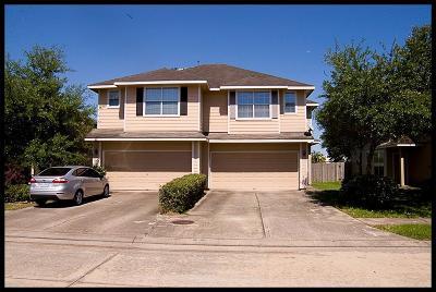 Dickinson Condo/Townhouse For Sale: 220 Drake Run Lane