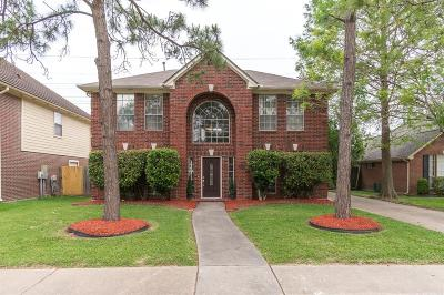 League City TX Single Family Home For Sale: $259,900