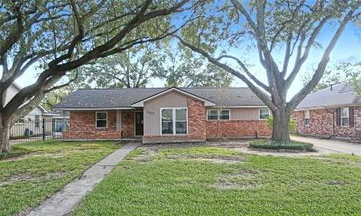Houston TX Single Family Home For Sale: $465,000