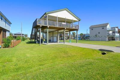 Galveston Single Family Home For Sale: 23138 Buena