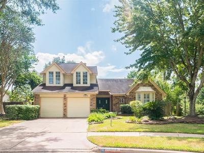 Houston Single Family Home For Sale: 15803 Imperial Falls Court