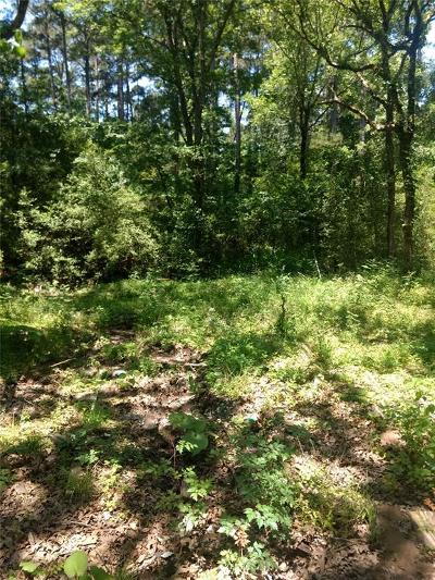 Montgomery Residential Lots & Land For Sale: 15775 Sycamore Drive