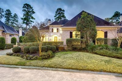 Kingwood Single Family Home For Sale: 2011 Fairway Green Drive
