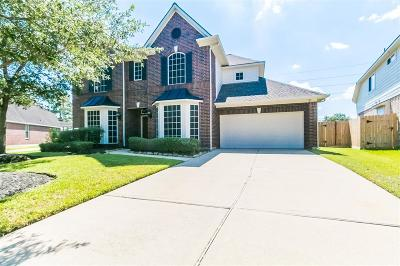 Tomball Single Family Home For Sale: 17407 Sweet Song Drive