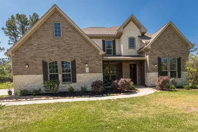 Magnolia Single Family Home For Sale: 17903 Country Fields
