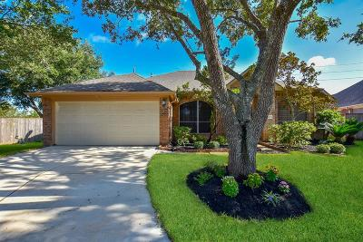 Sugar Land Single Family Home For Sale: 8823 Saratoga Drive