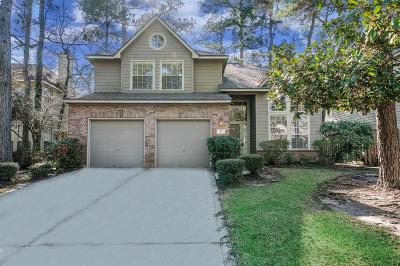 The Woodlands Single Family Home For Sale: 98 E Lakeridge Drive