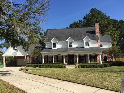 Houston Single Family Home For Sale: 4606 Breezy Point Drive
