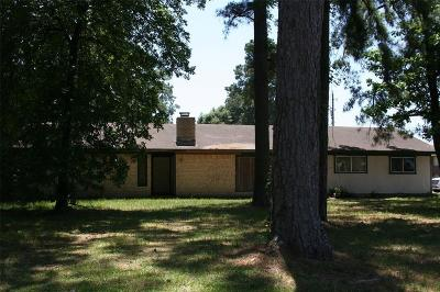Tomball Single Family Home For Sale: 14259 Limerick Lane