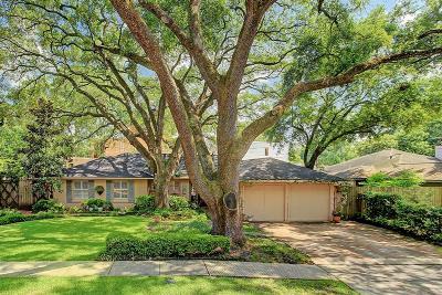 Houston Single Family Home For Sale: 4011 Betsy Lane