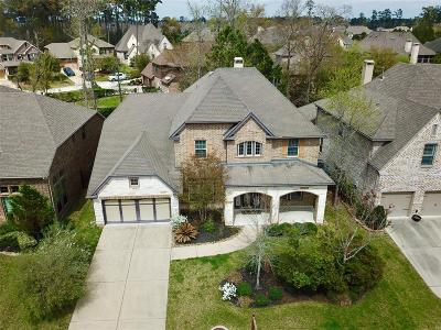 The Woodlands Single Family Home For Sale: 70 S Almondell Circle S