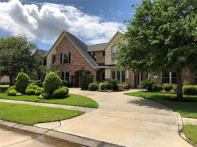 Fulshear Single Family Home For Sale: 6106 Waterfall Trace Lane