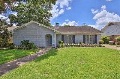 Houston Single Family Home For Sale: 12507 Vindon Drive