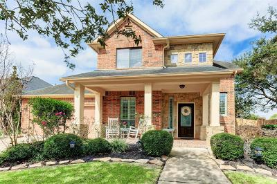 Katy Single Family Home For Sale: 21802 Canyon Peak Lane