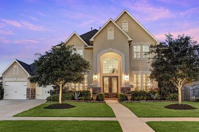 Fulshear Single Family Home For Sale: 5507 Mustang Ridge