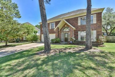 Single Family Home For Sale: 14819 Preston Park Drive