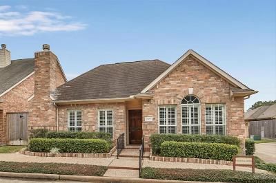 Houston Single Family Home For Sale: 2927 Rosefield Drive