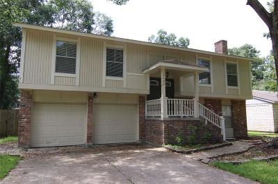 Kingwood Single Family Home For Sale: 3202 Birch Creek Drive