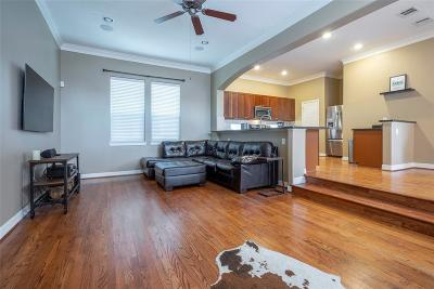 Houston Condo/Townhouse For Sale: 1147 W 24th Street #A