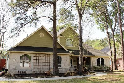 Magnolia Single Family Home For Sale: 911 McDaniel Drive