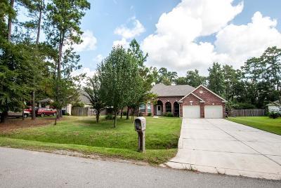Single Family Home For Sale: 5910 Mahogany Way